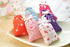 Rose Lavender Osmanthus Car Room Wardrobes Deodorant Air Freshener Bag Colorful