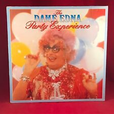 EDNA EVERAGE The Dame Edna Party Experience 1988 UK vinyl LP BARRY HUMPHRIES