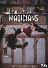 The Magicians: First Season One 1 (DVD, 2016, 4-Disc Set) Brand new