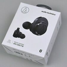 Audio-Technica ATH-CKR7TW ( BRAND NEW) True Wireless In-Ear Headphones (Black)