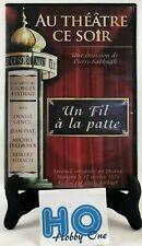 DVD - Théâtre - Un fil à la patte - Jean PIAT / Robert HIRSCH - Comme NEUF