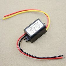 Waterproof DC/DC Converter 12V Step down to 5V 3A 15W Power Supply Module