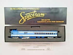 """HO SCALE SPECTRUM #81407 """"DOODLEBUG"""" CUSTOM PAINTED FOR SOMEONE'S HOME ROAD"""