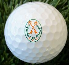 New Logo Golf Ball - Pro V1 / PeachTree G C , Atlanta - 1947 / Private - RTJ,Sr.