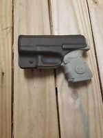 Concealment Black Kydex holster IWB Right Hand Fits Glock 26, 27, 33