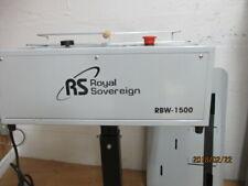 Royal Sovereign Rbw 1500 Banner and Vinyl Welder