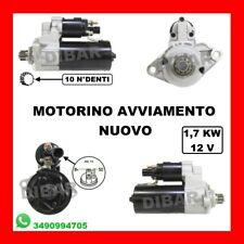 MOTORINO DI AVVIAMENTO NUOVO VW PASSAT VARIANT 2.0 TDI DA 2005 KW103 CV140 BMP