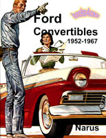 FORD CONVERTIBLES BOOK NARUS
