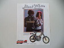 advertising Pubblicità 1980 MOTRON 50 GL4 GL 4
