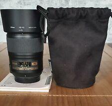 Nikon 60mm F/2.8 ED AF-S  Micro Lens RRP £550.00