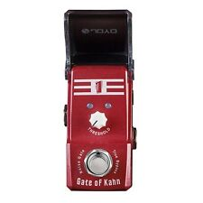 Joyo JF-324 Gate of Kahn Noise Gate Ironman Mini Guitar Effect True Bypass Pedal