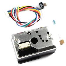 Sharp GP2Y1010AU0F, Feinstaubsensor mit Anschlussleitung, für Arduino, Genuino
