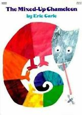 The Mixed-Up Chameleon by Carle, Eric 9780812458817 -Hcover