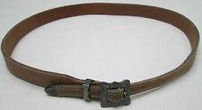- AUTHENTIQUE  ceinture RALPH LAUREN cuir  TBEG  vintage  à saisir