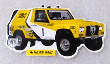Vintage Decal Sticker ✱ NEW MAN & AFRICAN RAID PARIS DAKAR ✱ Aro 4WD Rally Team