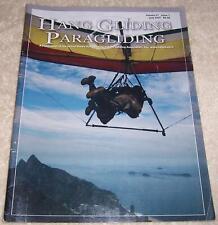 Hang Gliding & Paragliding Magazine July 2007