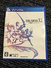 USED Final Fantasy X-2 HD Remaster (PS Vita) - Japanese Version From Japan