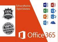 Microsoft Office 365 Enterprise E3 Licencia Permanente 1 Usuario en 5 Pc+Moviles