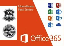 Microsoft Office 365 Enterprise E3 Licencia Permanente 1 Usuario en 5 Pc+Moviles