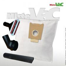 10xStaubsaugerbeutel+Düsenset geeignet Siemens VS06G2510/02-03 bag & bagless
