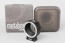 Metabones Olympus OM System Lens to Sony E FE Mount Adapter Converter, OM-E NEX