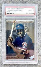 VLADIMIR GUERRERO 1995 Bowman's Best Blue #2 Rookie RC PSA 9 MINT 449 HR's HOF