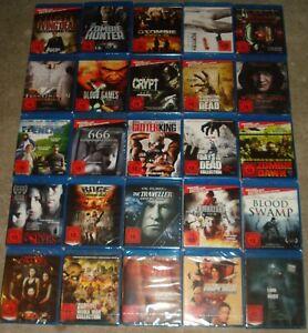 Blu Ray Paket Sammlung über 30 Filme FSK 18 NEU (6)