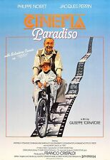 Cinema Paradiso Poster Style H 13x19