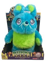 New Toy Story 4 Bunny Signature Collection Deluxe Talking Plush Film Replica
