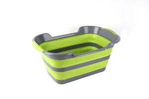 Portable Bathtub Bath Tub Shower Foldable Shrinking Large Silicone Baby Pet Dog