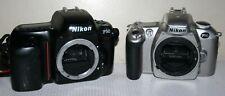 Nikon F50 / F55 - 35mm SLR Film Camera Body Only - Job Lot - Spares Or Repair