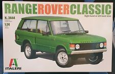 Italeri Range Rover Classic (New)