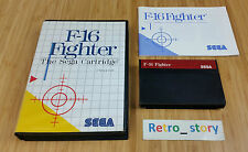 SEGA Master System F-16 Fighter PAL