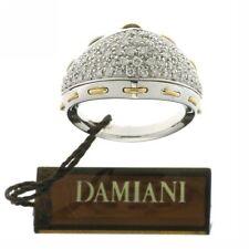 Anello Damiani fascia diamanti ring diamond assicurazione gioiello new 20007222
