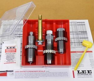 LEE Precision 300 Win Mag Pacesetter 3-Die Reloading Set Winchester Magnum 90539