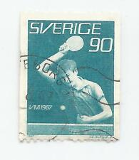 SWEDEN; TABLE TENNIS 90; used