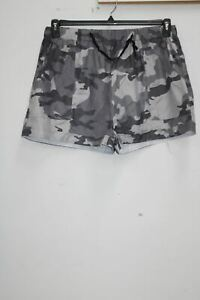 SUCREFAS WOMEN'S CAMO SHORTS, CAMO, 3XL - NEW WITHOUT TAG 10994