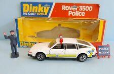 27626 DINKY TOYS / HONG KONG / 264 ROVER 6500 POLICE