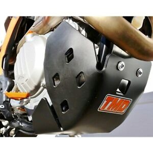 TM Designworks KTMC-455-BK Full Coverage Skid Plate for 450/500/501 Husky KTM