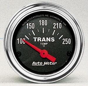 Auto Meter 2552 Gauge Auto Trans Temperature