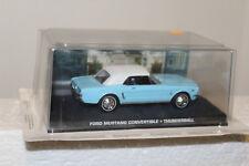 James Bond 007 Ford Mustang Convertible Thunderball