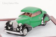 Bugatti t57 labourette 1936 Vutotal COUPE Chromes 1:43 Nuovo/Scatola Originale