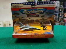 1993 Micro Machines Military Terror Troops #9 Special forces  Galoob