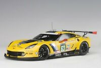 Autoart 81605 - 1/18 Chevrolet Corvette C7.R L.M. 24Hrs 2016 #63 - Neu