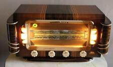 New ListingFrench Radio 1953 Mcm Deco Light Up Complete All there, sold as is Best Offer