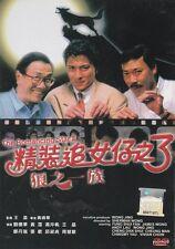 The Romancing Star III dvd (1989) Movie English Sub _ Region 0 _ Andy Lau