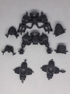 Warhammer 40k Space Marine venerable Dreadnought legs