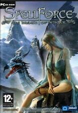 JEU PC DVD ROM../....SPELL FORCE....THE BREATH OF WINTER.....