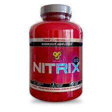 BSN Nitrix 2.0 180 Tabletten Muskelaufbau 3g Creatine 3g Citruline Power