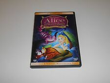 2004 Walt Disneys ALICE IN WONDERLAND Masterpiece Edition 2 Disc DVD Movie Vault